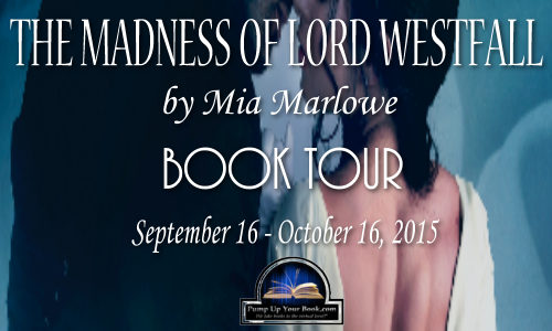 The Madness of Lord Westfall Book Banner