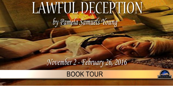 Pump Up Your Book Presents Lawful Deception Virtual Book Publicity Tour!