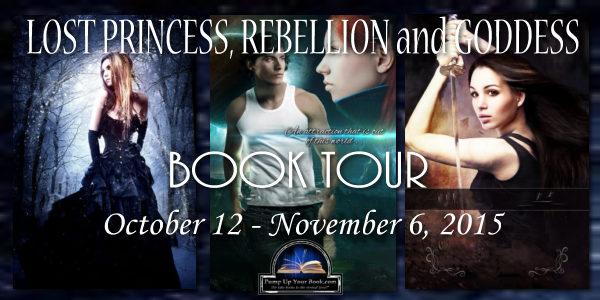 Lost Princess Rebellion and Goddess