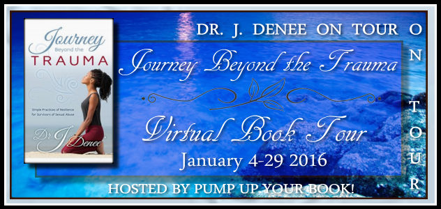 Pump Up Your Book Presents Journey Beyond the Trauma Virtual Book Publicity Tour