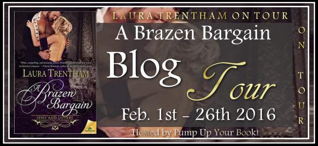 Pump Up Your Book Presents A Brazen Bargain Virtual Book Publicity Tour