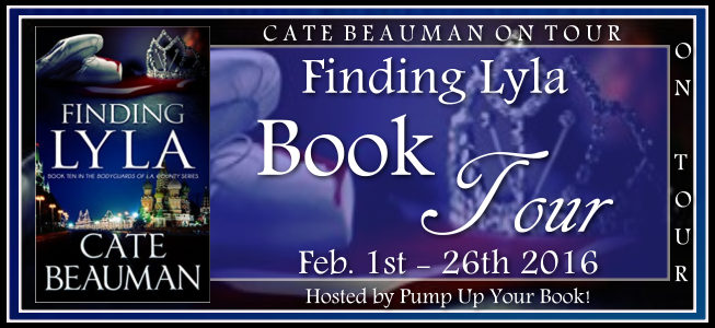 Pump Up Your Book Presents Finding Lyla Virtual Book Tour
