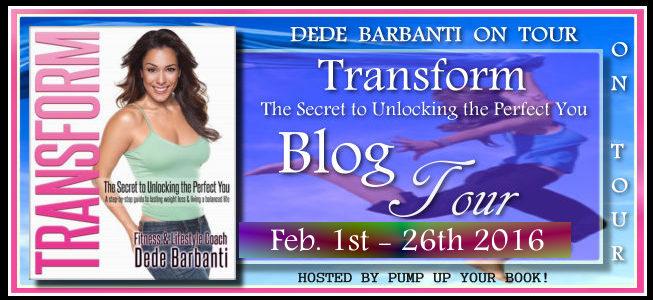 Pump Up Your Book Presents Transform Virtual Book Publicity Tour
