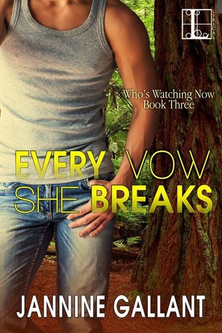 Every Vow She Breaks