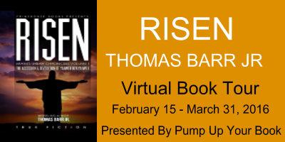 Pump Up Your Book Presents Risen Virtual Book Publicity Tour
