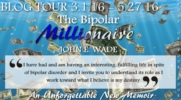 The Bipolar Millionaire March/April/May Tour