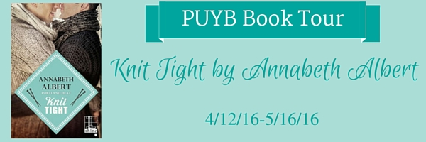 Knit Tight Book Banner
