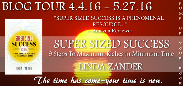 Super Sized Success Virtual Book Tour
