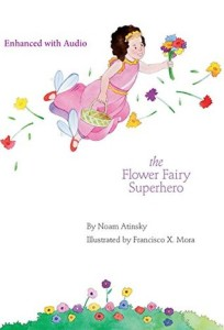 The Flower Fairy Superhero