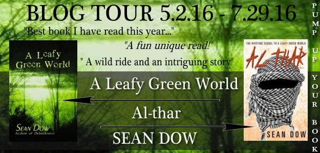A Leafy Green World & Al-Thar Virtual Book Publicity Tour