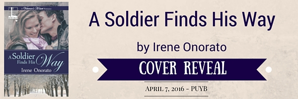 A Soldier Finds His Way Cover Reveal Banner