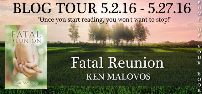 Fatal Reunion Virtual Book Publicity Tour