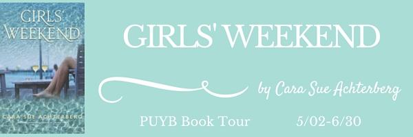 Girls Weekend Banner