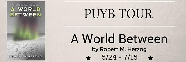 A World Between Book Banner