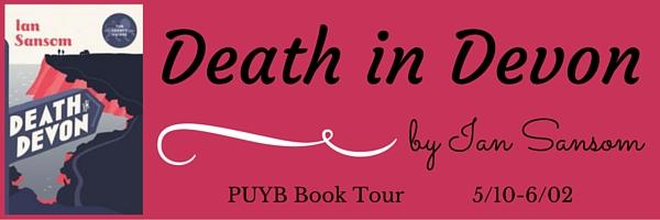 Death in Devon Book Banner