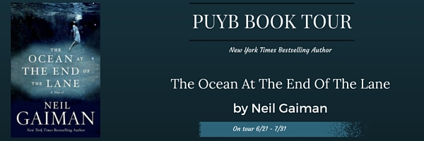The Ocean at the End of the Lane Book Banner