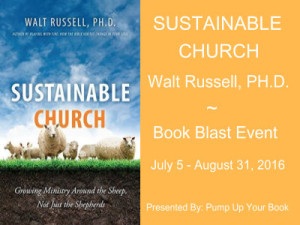 Sustainable Church Banner