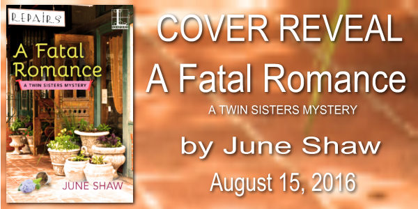 A Fatal Romance Book Banner
