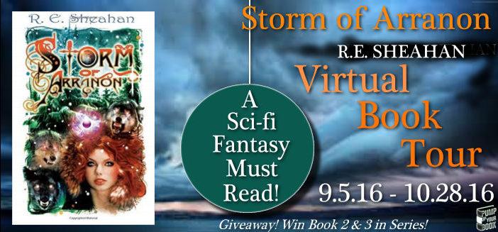 Storm of Aarranon banner 2