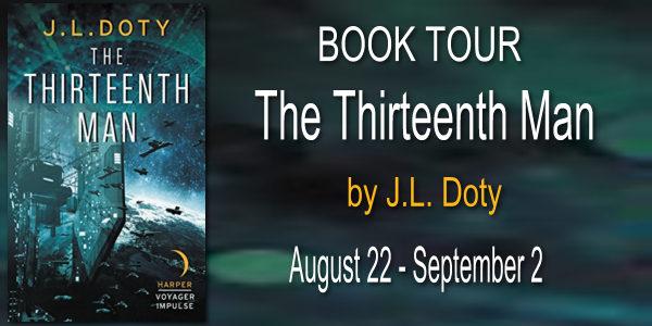 The Thirteenth Man Book Banner