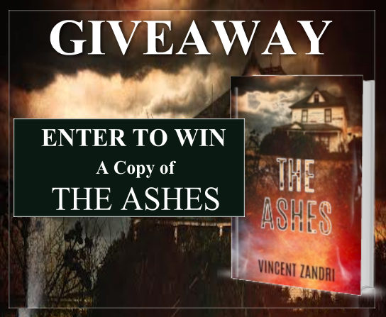 The Ashes Giveaway