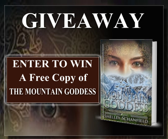 The Mountain Goddess Giveaway