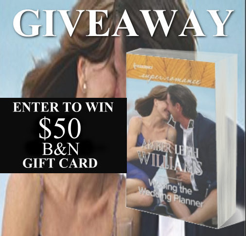 Wooing the Wedding Planner giveaway 2