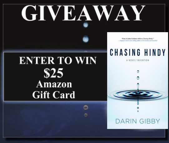 Chasing Hindy Giveaway 2