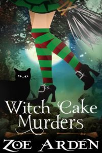 Cake Witch Murders
