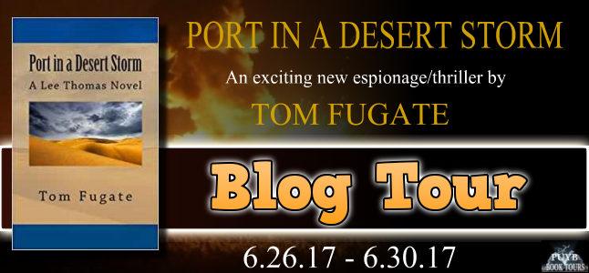 Port in a Desert Storm banner