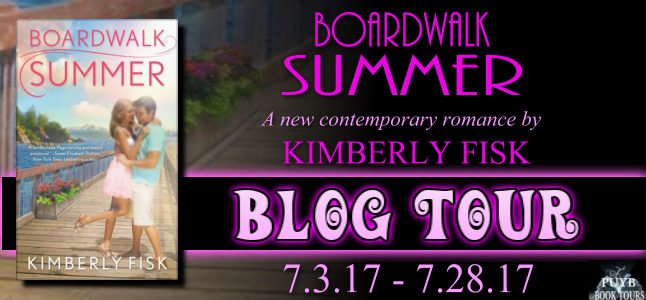 Boardwalk Summer Banner