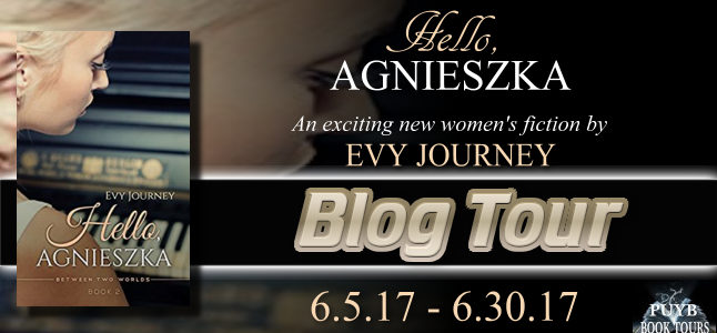 Hello Agnieszka Banner