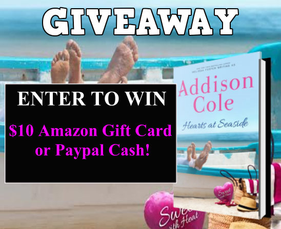 Hearts at Seaside giveaway