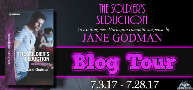 The Soldier's Seduction Banner
