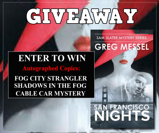 San Francisco Nights giveaway