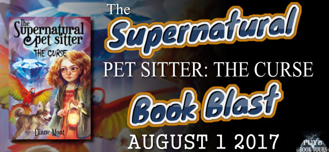 The Supernatural Pet Sitter