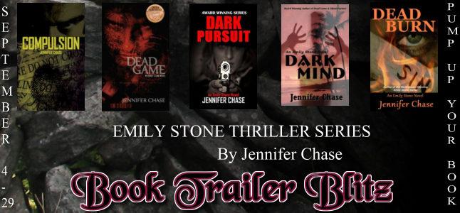 Emily Stone Thriller Series banner