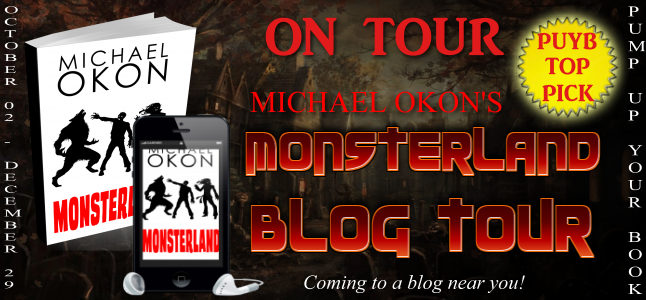 Monsterland banner