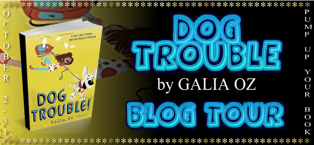 Dog Trouble banner