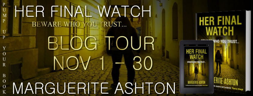Her Final Watch blog tour banner