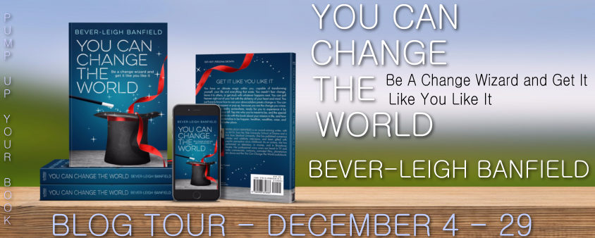 You Can Change the World banner