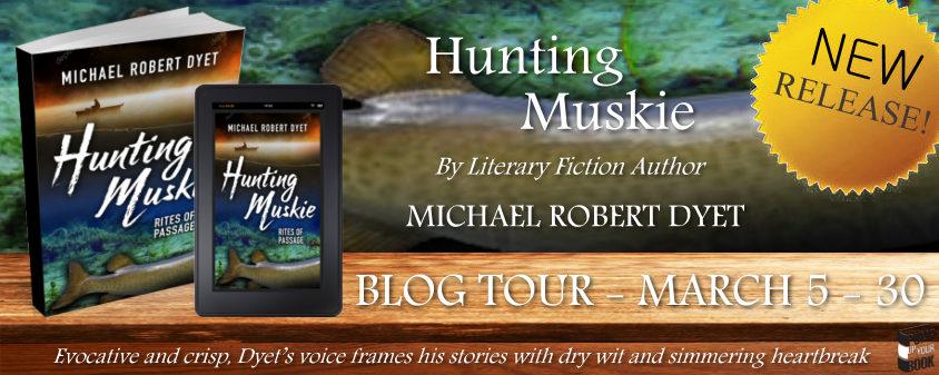 Hunting Muskie banner