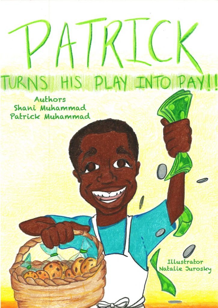 Patrick Turns His Play Into Play