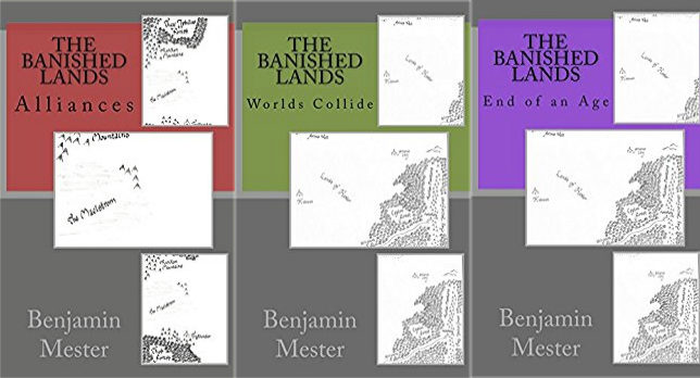 The Banished Lands series