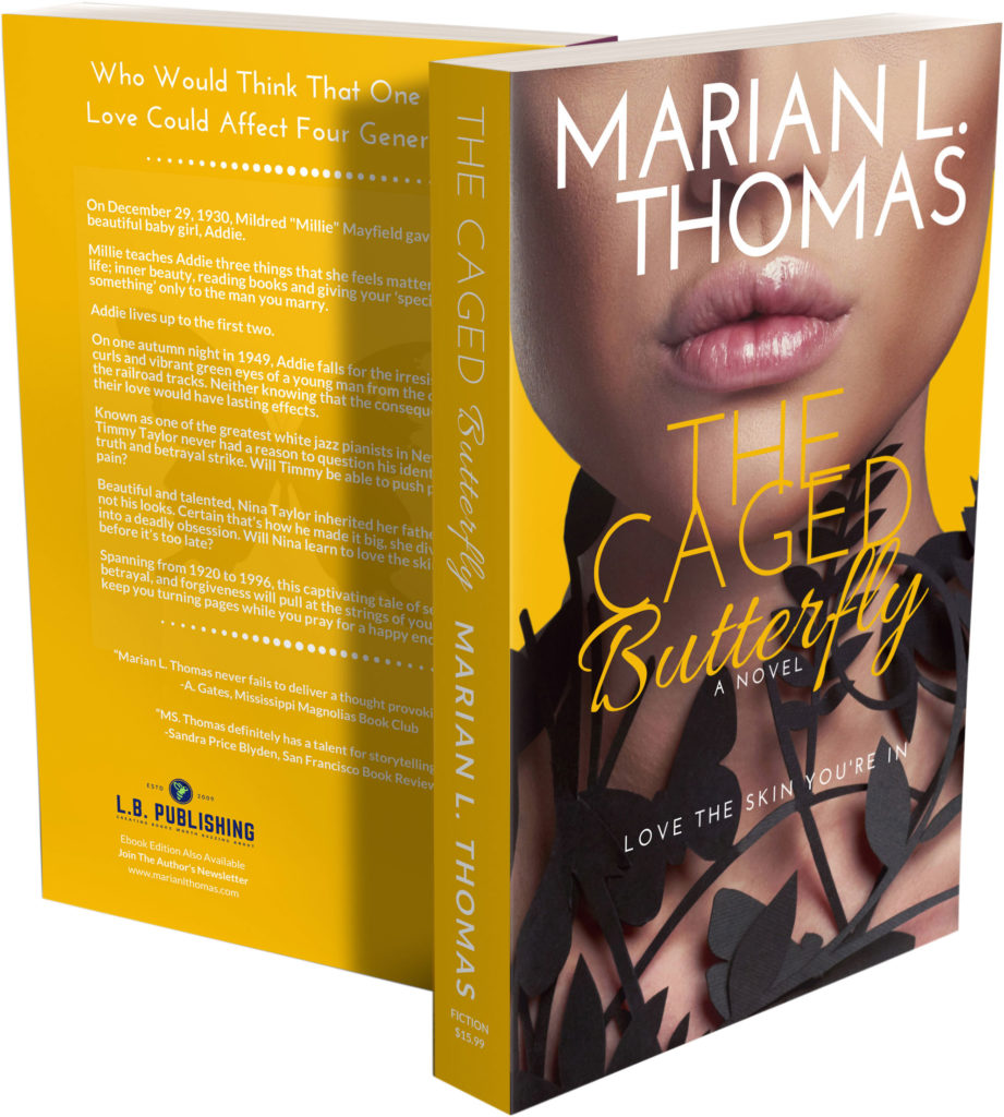 The Caged Butterfly 3