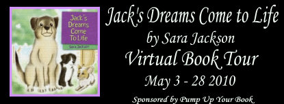[PUYB Blog Tour&Review] Jack's Dream's Come to Life by Sara Jackson