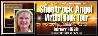 [PUYB Blog Tour&Review] Sheetrock Angel by Jeanne C. Davis