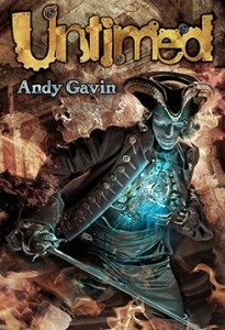 Blog Tour:  Untimed by Andy Gavin