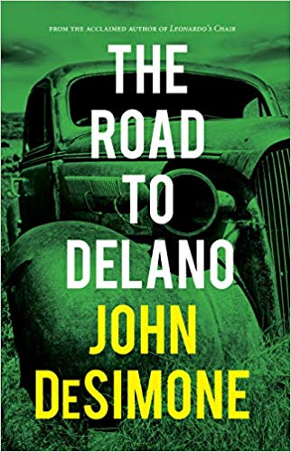 The Road to Delano -- New Cover